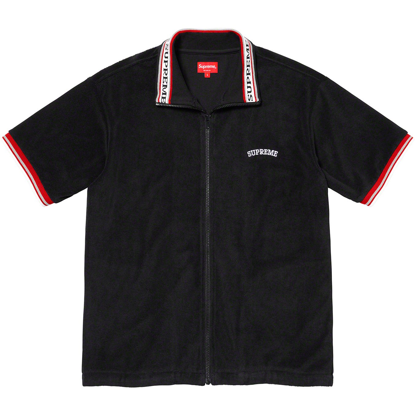 supreme-20ss-spring-summer-terry-s-s-zip-up