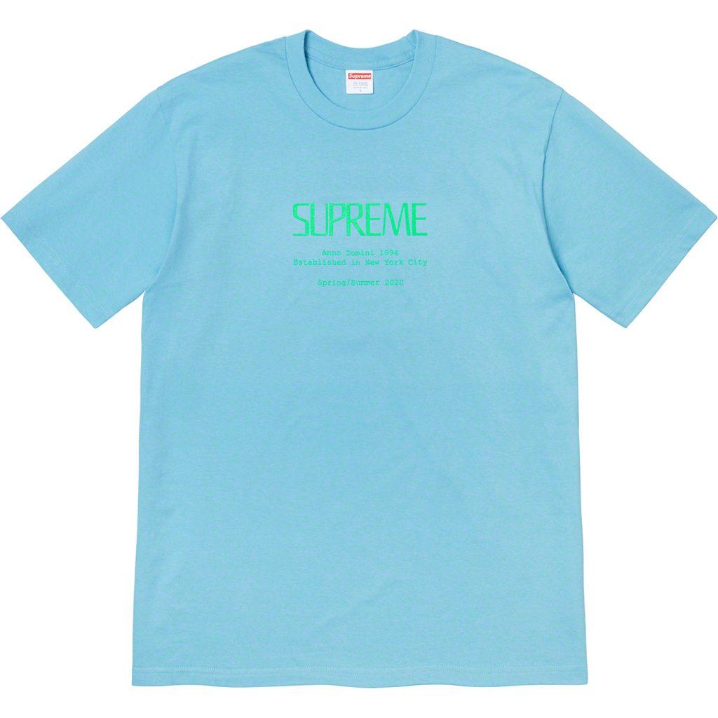 supreme-20ss-summer-tees-20200704-week19-anno-domini-tee