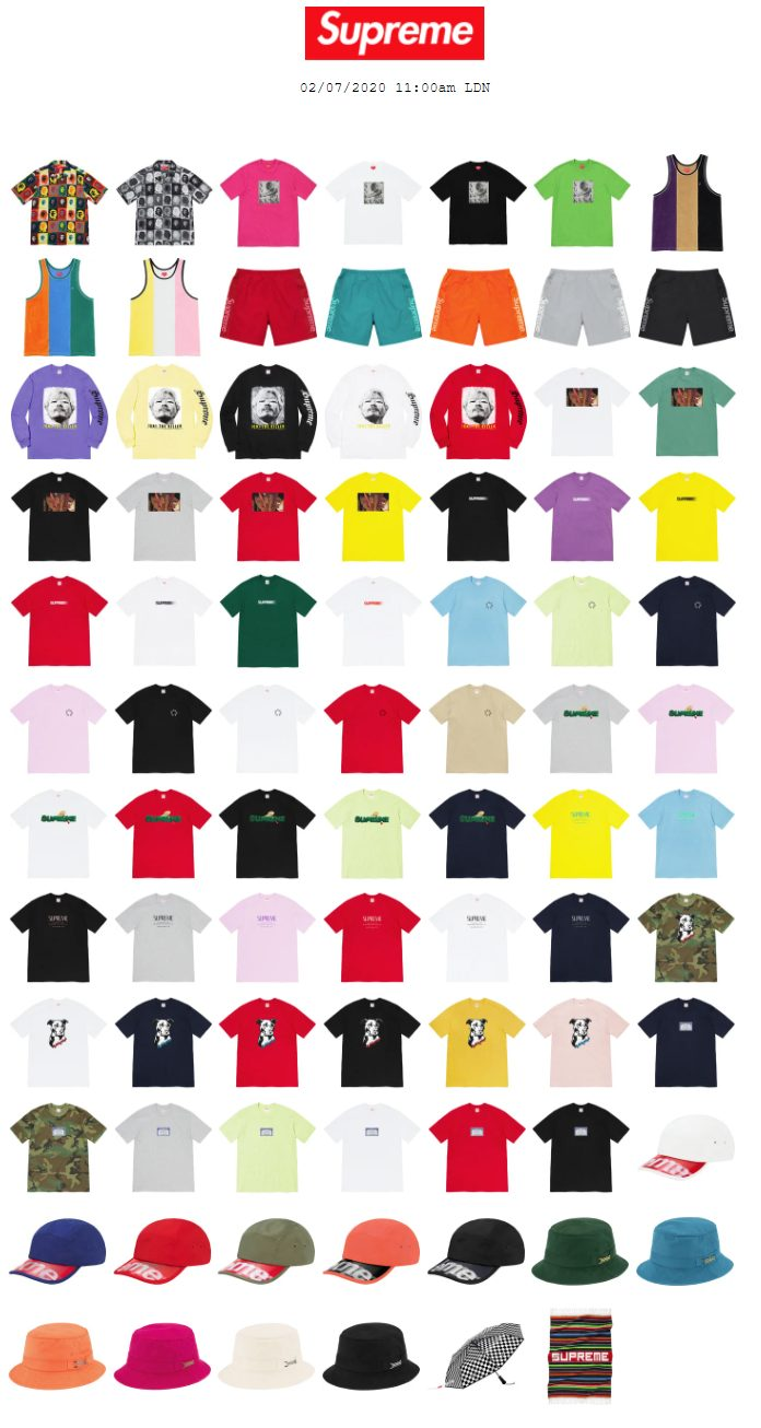 supreme-online-store-20200704-week19-release-items-list
