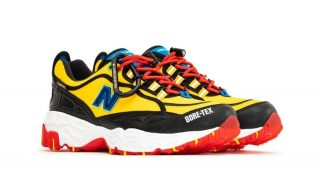 THE APARTMENT × NEW BALANCE ML801GTX TOUCANが7/11に国内発売予定