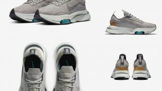NIKE AIR ZOOM-TYPE COLLEGE GREYが7/2に国内発売予定【直リンク有り】