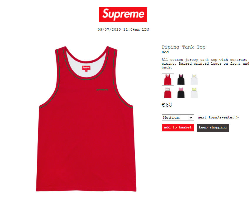 supreme-online-store-20200711-week20-release-items