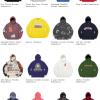 Supreme 20AW コレクションのスウェットシャツ一覧ページ