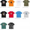 Supreme 20AW コレクションのTシャツ一覧ページ