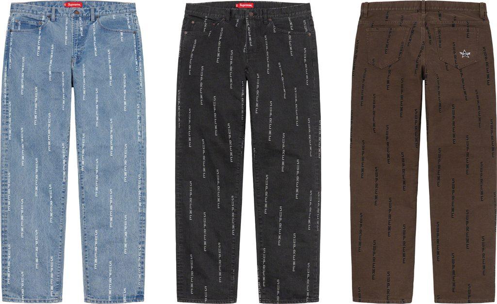 supreme-20aw-20fw-logo-stripe-jacquard-regular-jean