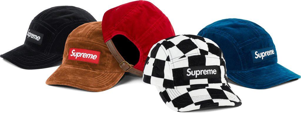 supreme-20aw-20fw-velvet-camp-cap