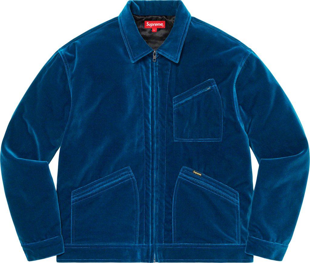 supreme-20aw-20fw-velvet-work-jacket
