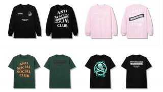 NEIGHBORHOOD × ANTI SOCIAL SOCIAL CLUB 20AWコラボアイテムが9/19に発売予定