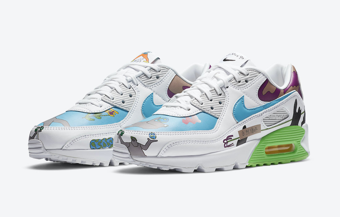 ruohan-wang-nike-air-force-1-low-blazer-mid-air-max-90-flyleather-release-20200924