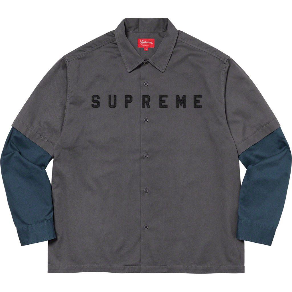 supreme-20aw-20fw-2-tone-work-shirt