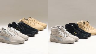 WIND AND SEA × PUMA RALPH SAMPSON LO & MIDが9/26に国内発売予定