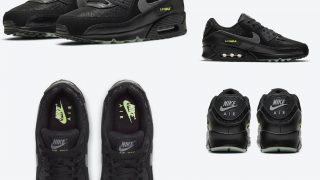 NIKE AIR MAX 90 SPIDER WEB HALLOWEENが10/31に国内発売予定