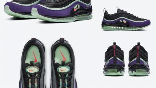 NIKE AIR MAX 97 HALLOWEENが10/31に国内発売予定