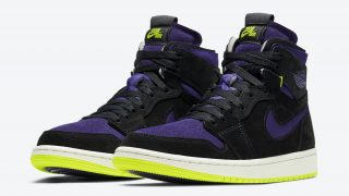 NIKE WMNS AIR JORDAN 1 HIGH ZOOM PLUM PURPLEが10/29に国内発売予定【直リンク有り】
