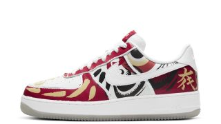 NIKE AIR FORCE 1 LOW I BELIEVE DARUMA 達磨が2020年に国内発売予定