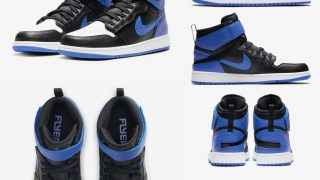 NIKE AIR JORDAN 1 HIGH FLYEASE HYPER ROYALが10/28に国内発売予定【直リンク有り】