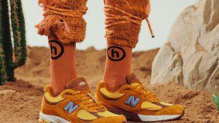 SALEHE BEMBURY × NEW BALANCE ML2002R1が10/23に国内発売予定