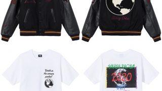 STUSSY ブランド設立40周年記念コレクションが10/30に国内発売予定
