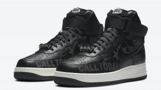 NIKE AIR FORCE 1 '07 HIGH TOLL FREEが11/26に国内発売予定【直リンク有り】
