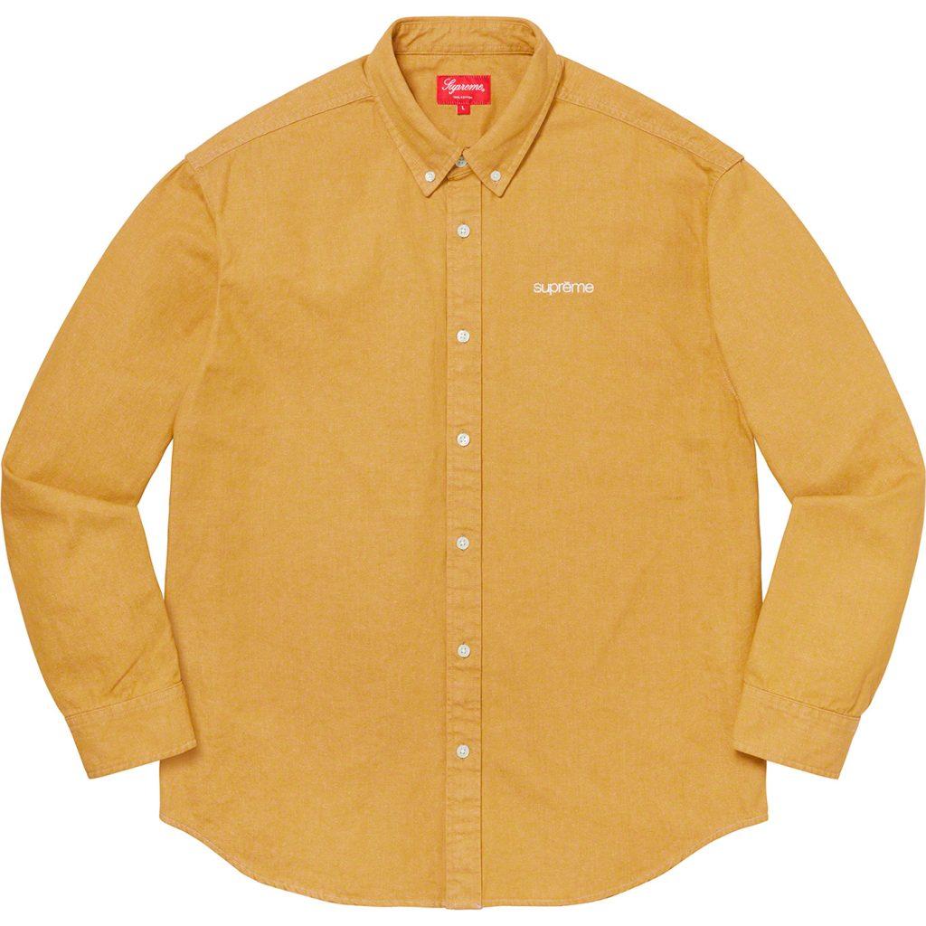 supreme-20aw-20fw-classic-logo-denim-shirt