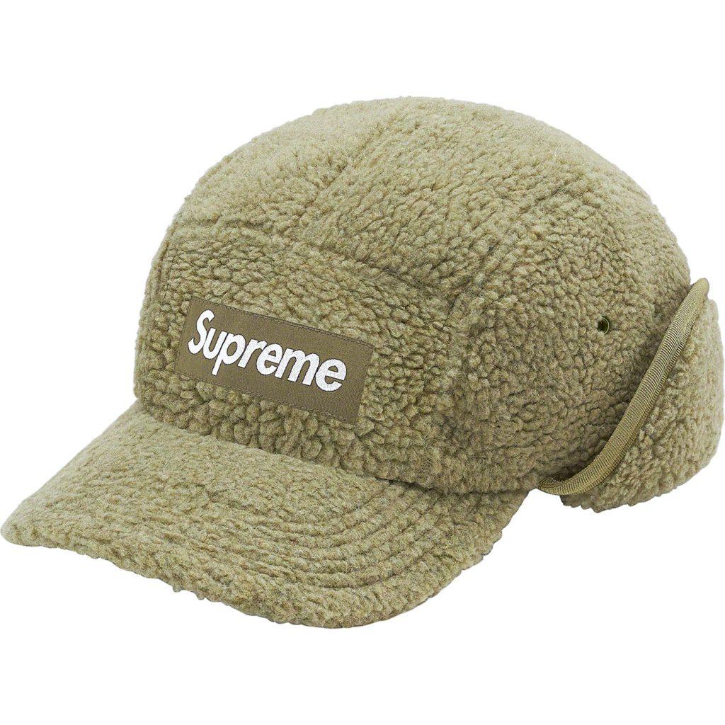 supreme-20aw-20fw-deep-pile-earflap-camp-cap