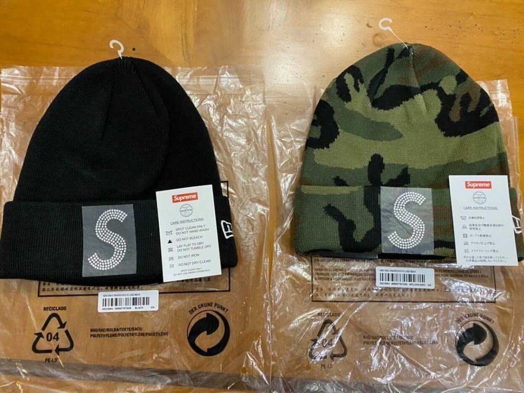 supreme-21ss-new-era-swarovski-s-logo-beanie