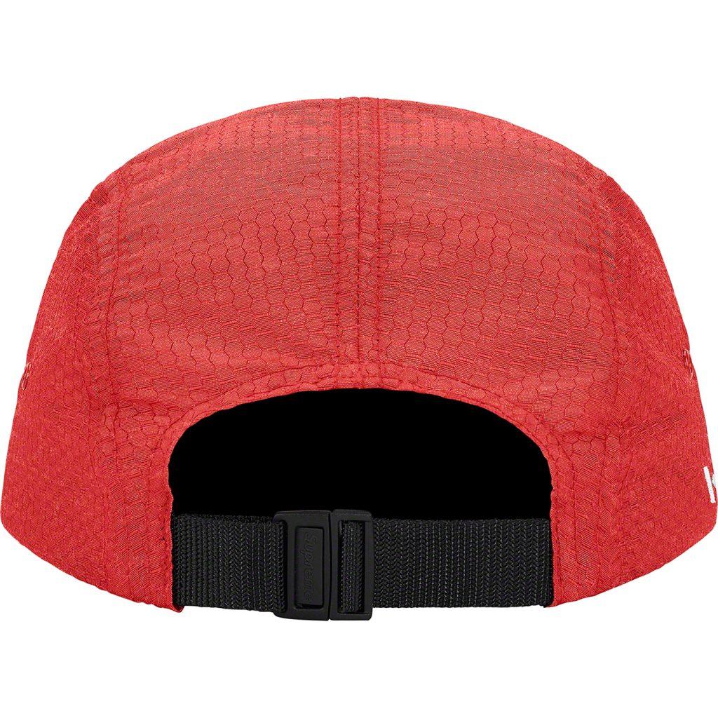 supreme-20aw-20fw-kevlar-honeycomb-ripstop-camp-cap