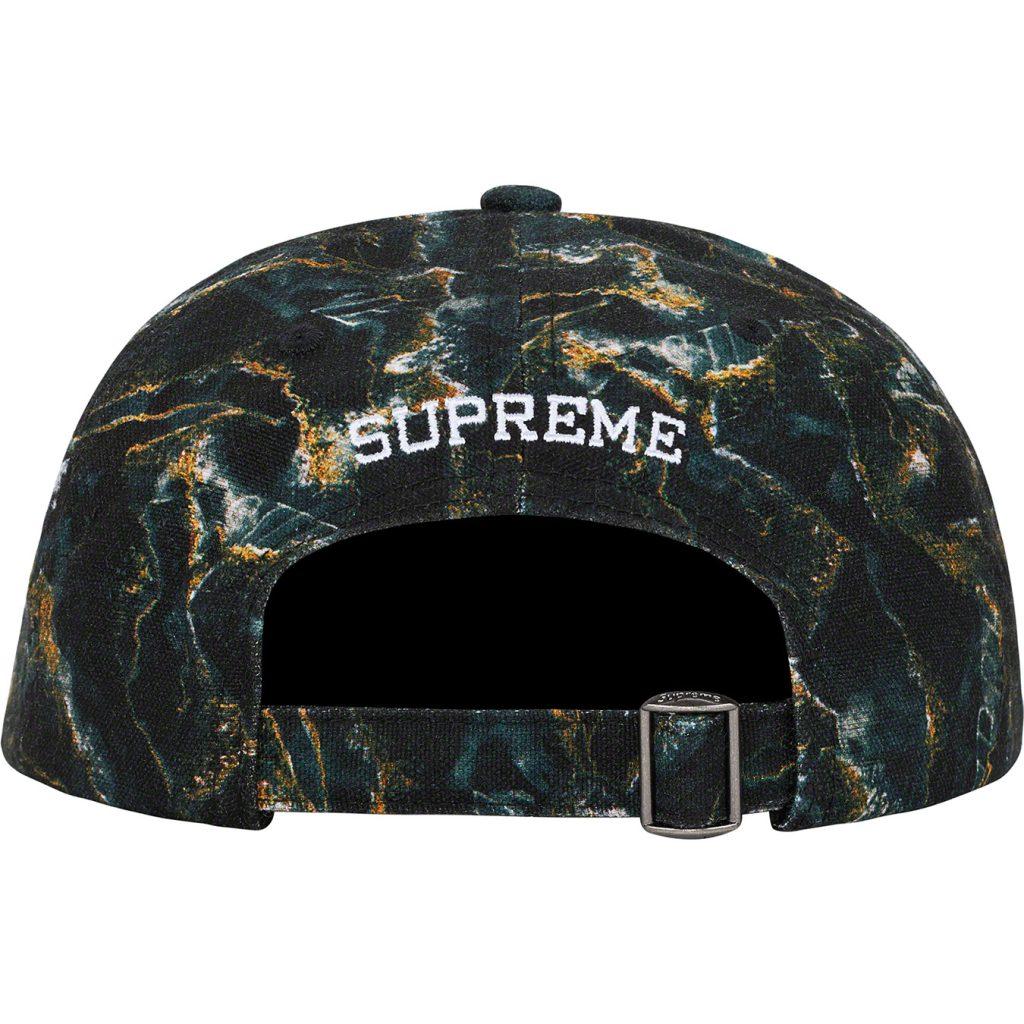 supreme-20aw-20fw-marble-6-panel