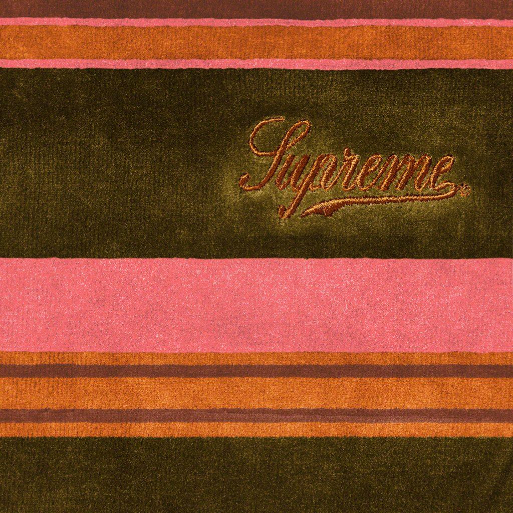 supreme-20aw-20fw-stripe-velour-half-zip-pullover