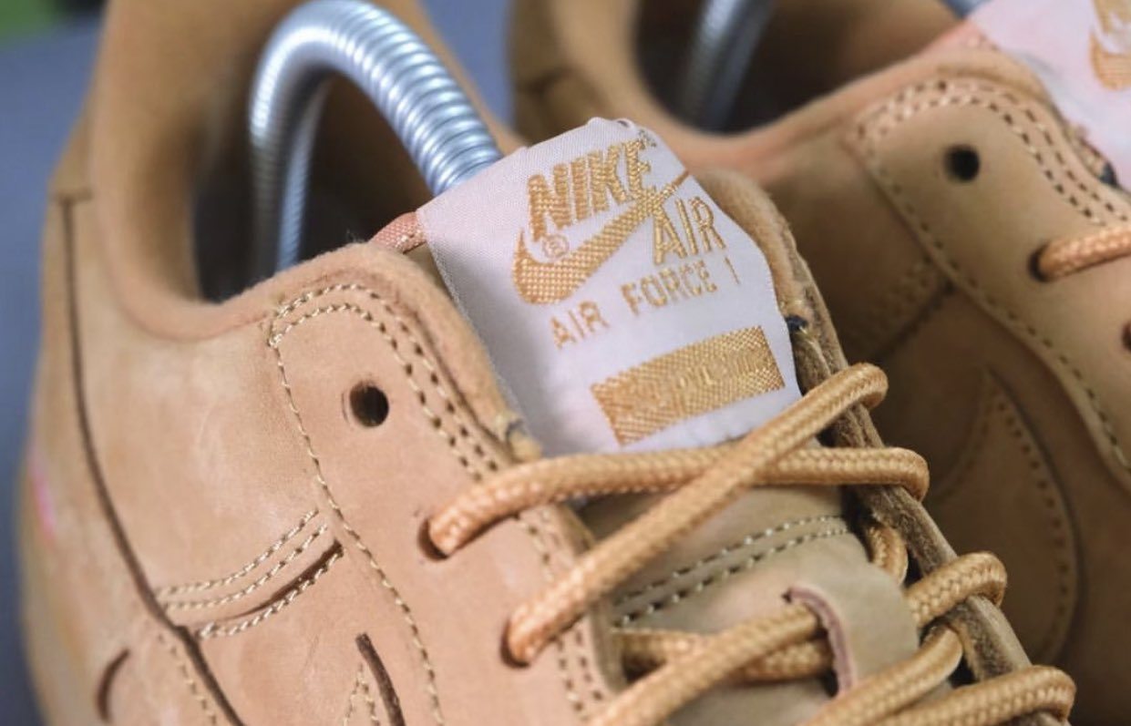 supreme-nike-air-force-1-low-wheat-flax-release-21aw-21fw