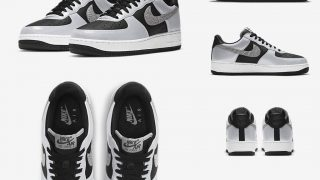 NIKE AIR FORCE 1 B 黒蛇 3M SNAKEが1/28、2/5に国内発売予定【直リンク有り】