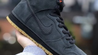 NIKE SB DUNK HIGH PRO ANTHRACITEが3/1に国内発売予定