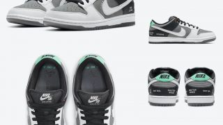 NIKE SB DUNK LOW CAMCORDERが3/1に国内発売予定