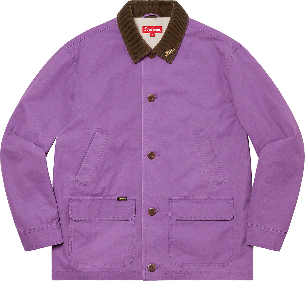 supreme-21ss-spring-summer-barn-coat