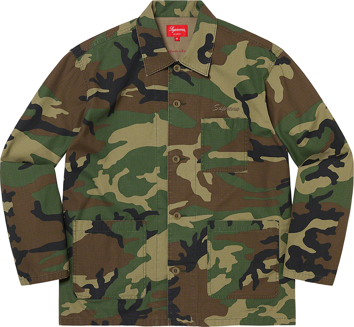 supreme-21ss-spring-summer-blessings-ripstop-shirt