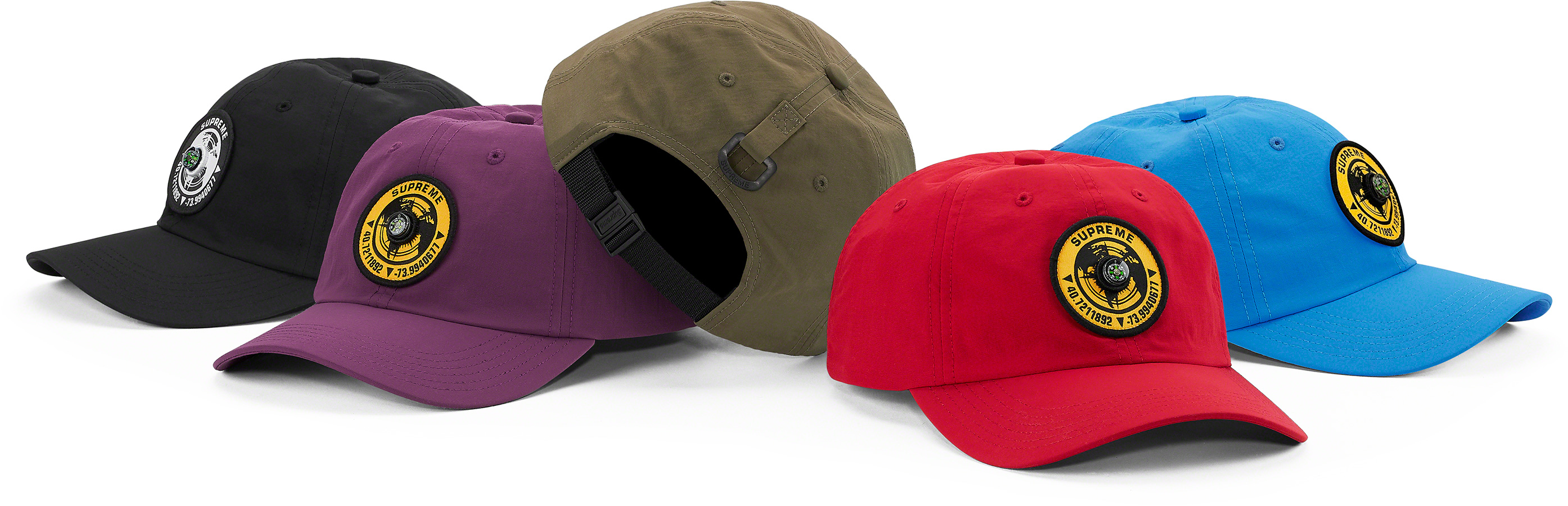 supreme-21ss-spring-summer-compass-6-panel