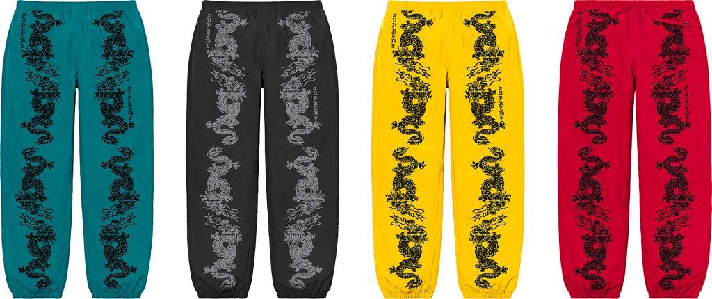 supreme-21ss-spring-summer-dragon-track-pant