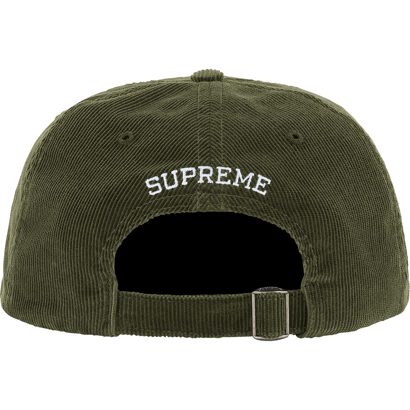 supreme-21ss-spring-summer-fine-wale-corduroy-s-logo-6-panel