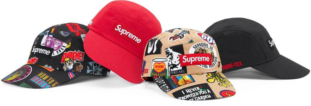 supreme-21ss-spring-summer-gore-tex-long-bill-camp-cap