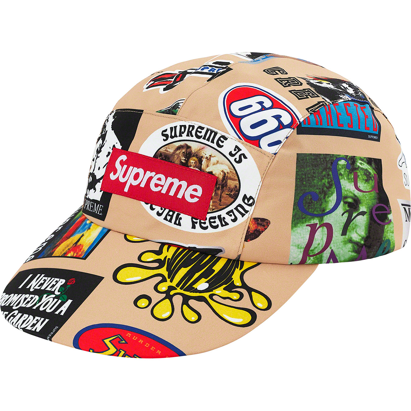 supreme-21ss-spring-summer-gore-tex-long-bill-camp-cap