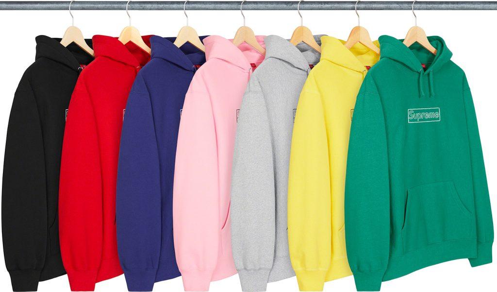 supreme-21ss-spring-summer-kaws-chalk-logo-hooded-sweatshirt