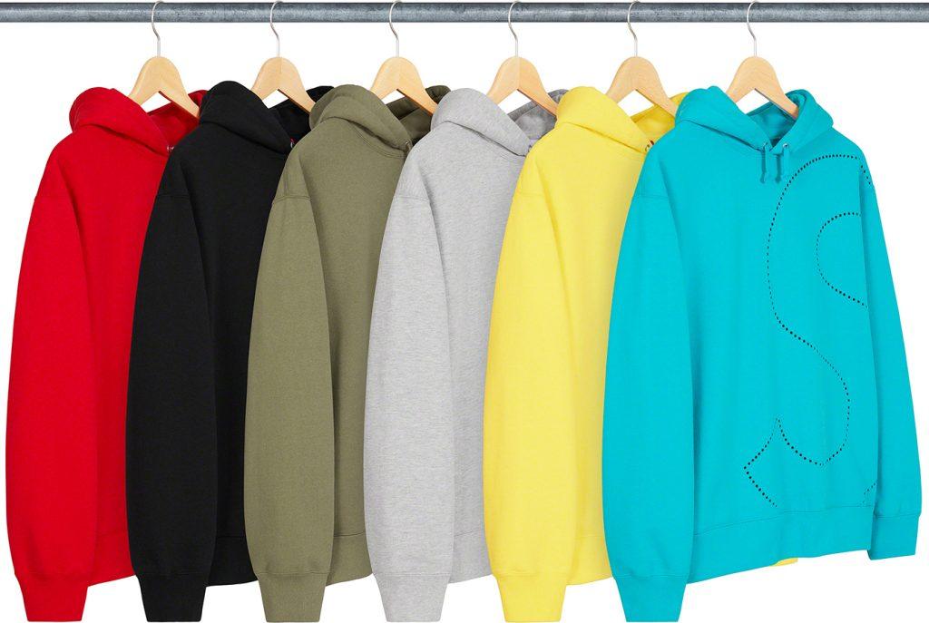 supreme-21ss-spring-summer-laser-cut-s-logo-hooded-sweatshirt