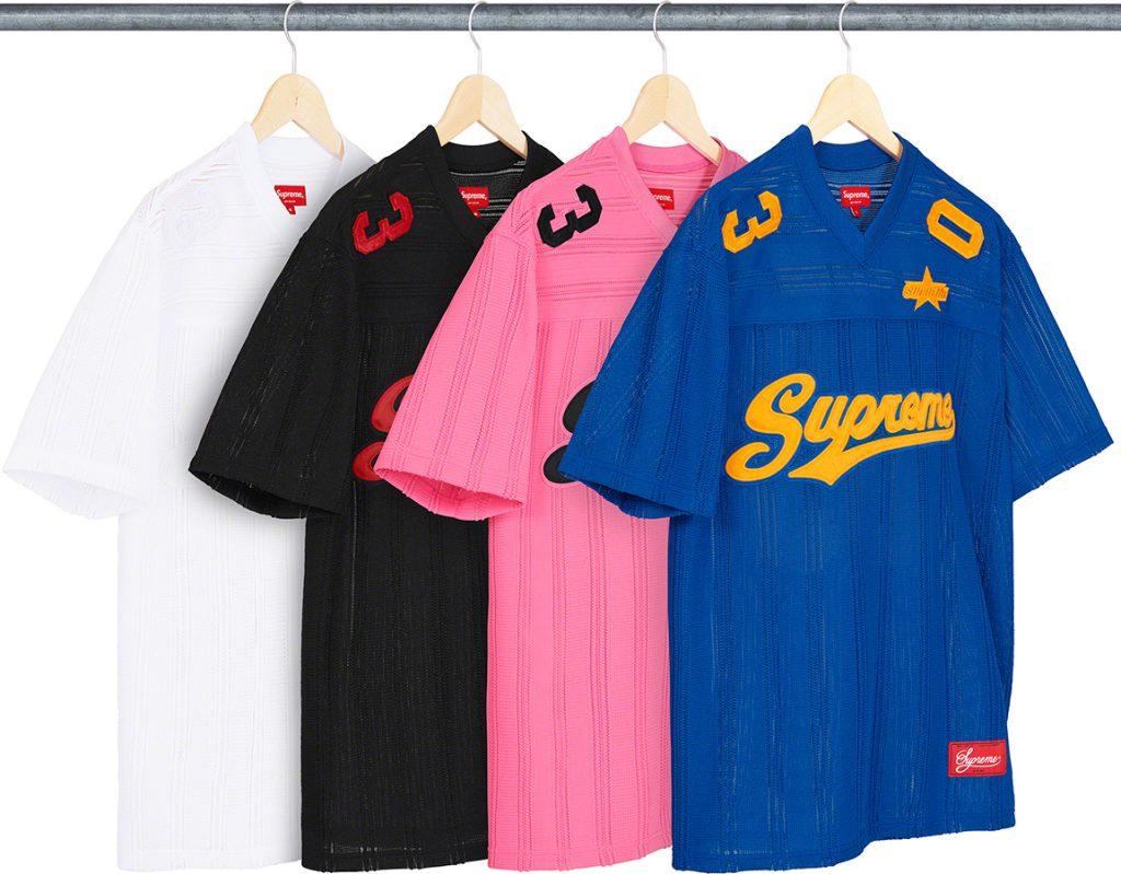 supreme-21ss-spring-summer-mesh-stripe-football-jersey