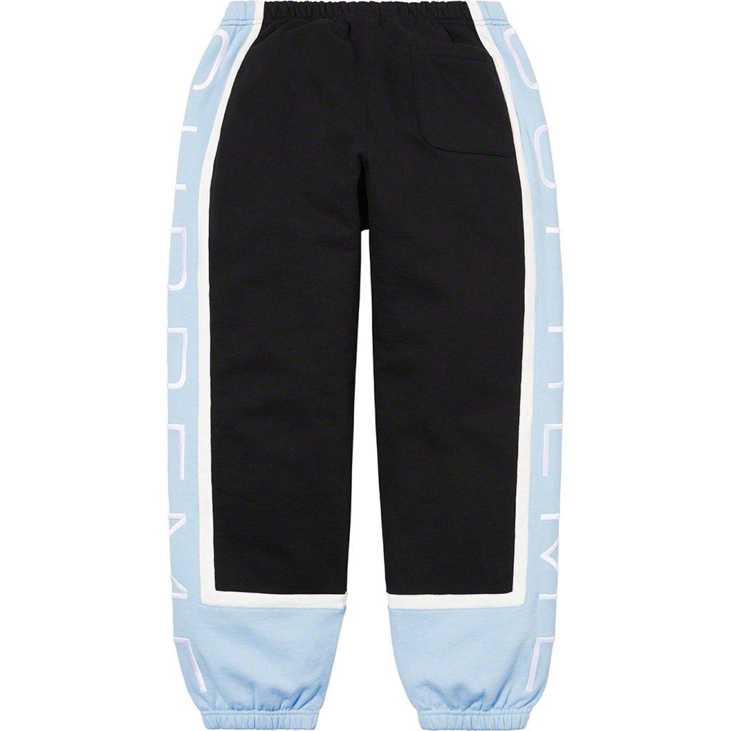 supreme-21ss-spring-summer-paneled-sweatpant