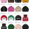 Supreme 21SS コレクションのジャケット一覧ページ
