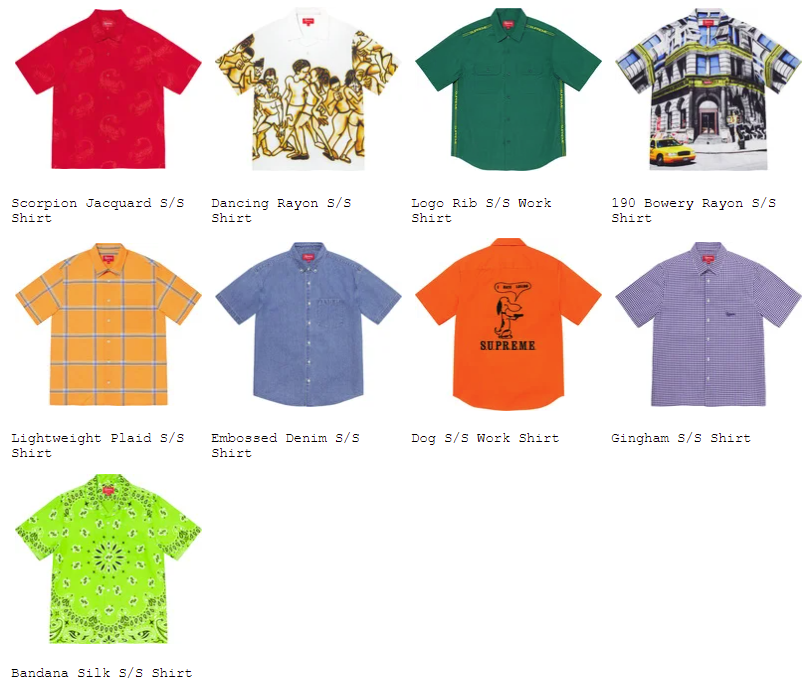 supreme-21ss-spring-summer-preview-shirt