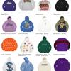 Supreme 21SS コレクションのスウェットシャツ一覧ページ