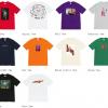 Supreme 21SS コレクションのTシャツ一覧ページ