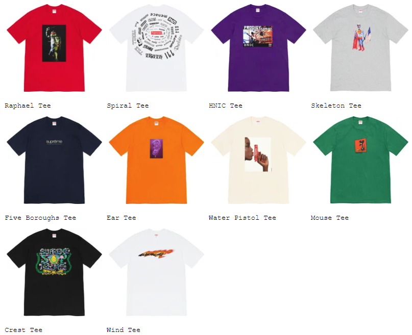 supreme-21ss-spring-summer-preview-t-shirt