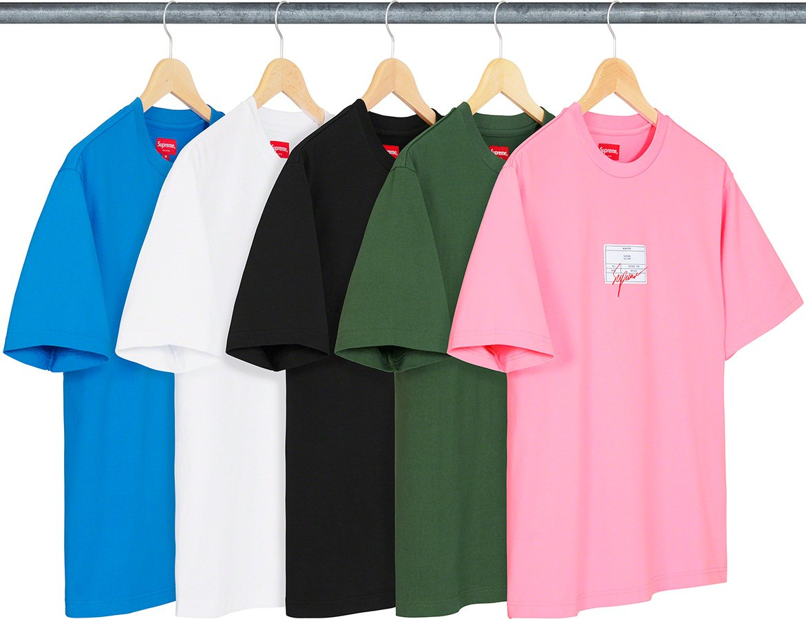 supreme-21ss-spring-summer-signature-label-s-s-top